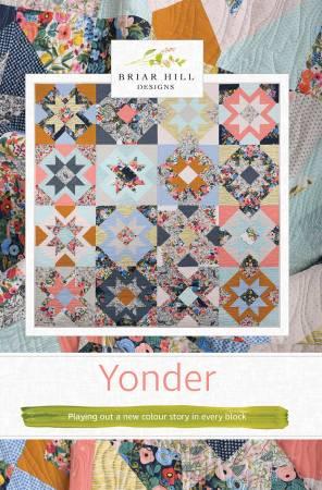 Yonder Quilt Pattern