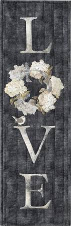 Blooms of Inspiration - Love Applique Pattern