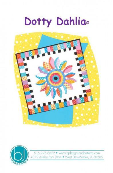 BJ Designs Dotty Dahlia