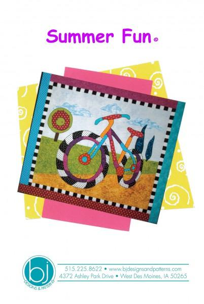 BJ Designs Summer Fun pattern