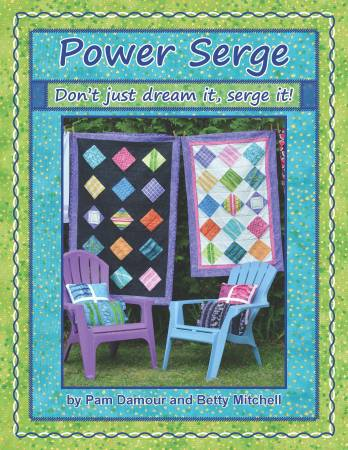 Power Serge Book on CD