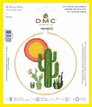 DMC XS Cactus - Cross Stitch Kit