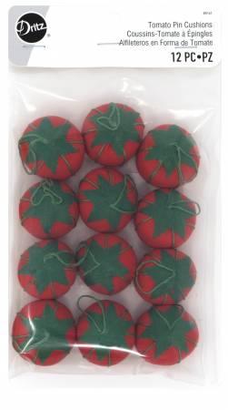 Tomato Pin Cushion Cherry Tomato Size