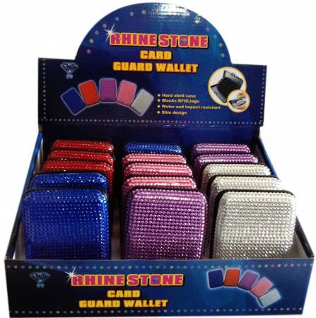 Bling Scan Safe Wallet Assortment