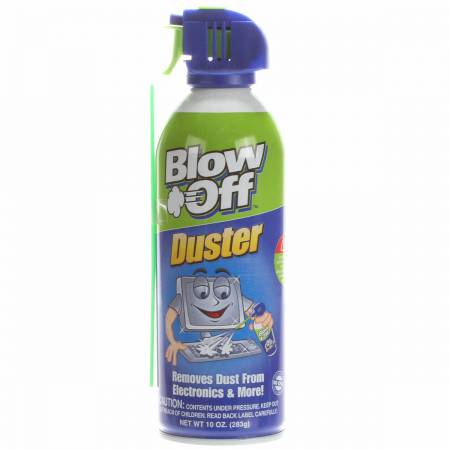 Blow Off Air Duster 10oz Ozone Safe