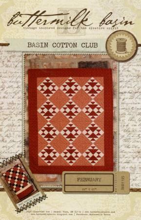 Basin Cotton Club February