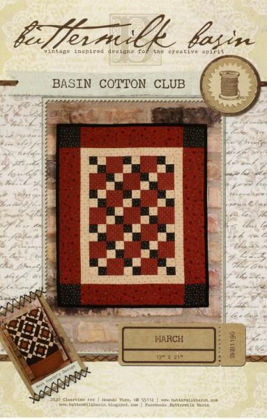Basin Cotton Club March