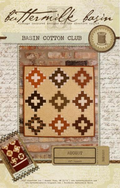 Basin Cotton Club August