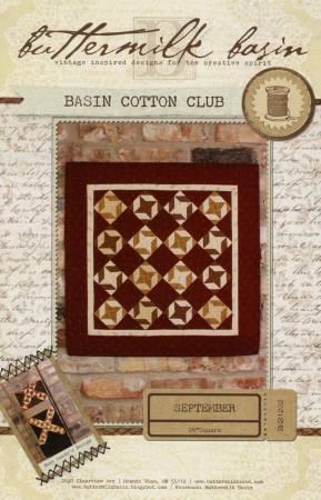 Basin Cotton Club September