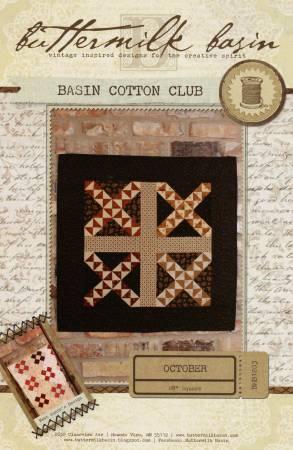 Basin Cotton Club October