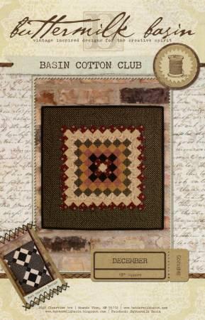 Basin Cotton Club December