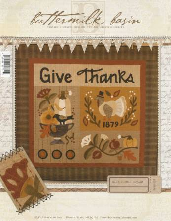Give Thanks Woolen