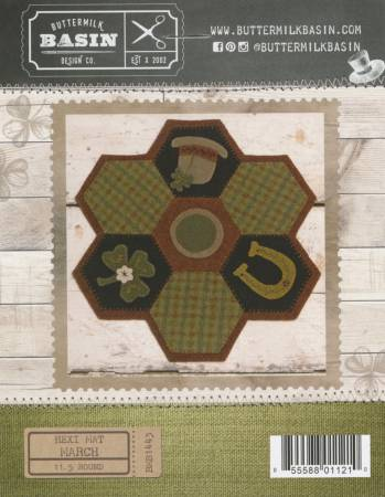 Hexi Mat - March Wool Kit