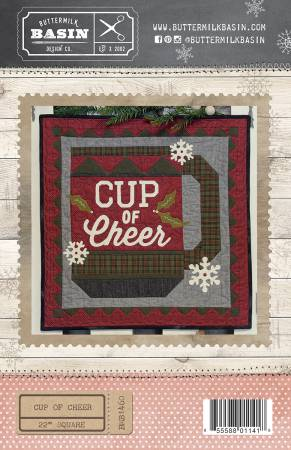 Cup Of Cheer Pattern