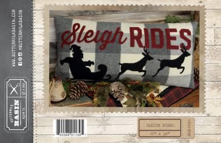 Sleigh Rides Pattern
