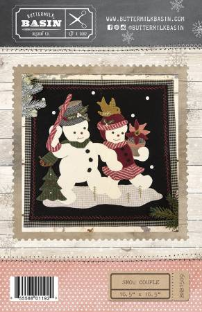 Snow Couple Wool Kit