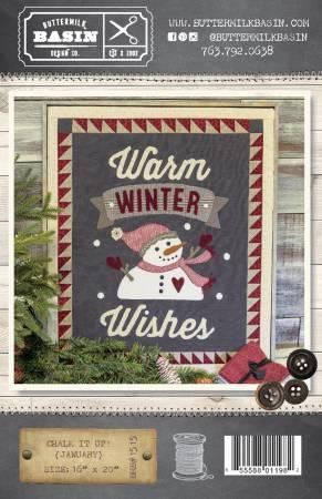 Chalk it Up! January Wool Kit