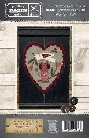 Gathered Hearts February
