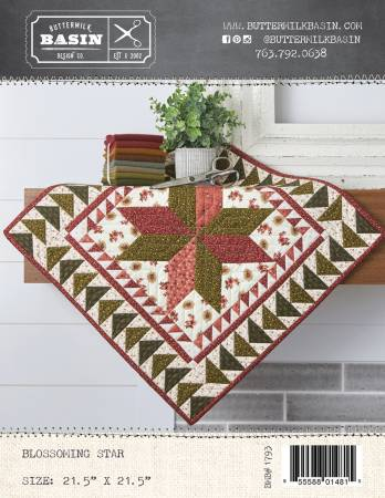 Blossoming Star Quilt