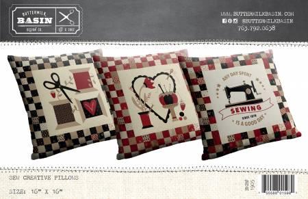 Sew Creative Pillows