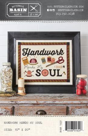 Handwork Mends My Soul