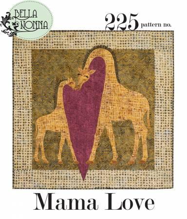 Mama Love Giraffe