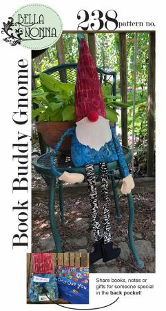 Book Buddy Gnome
