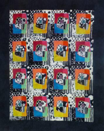 French Quarter Quilt Pattern by Bella Nonna
