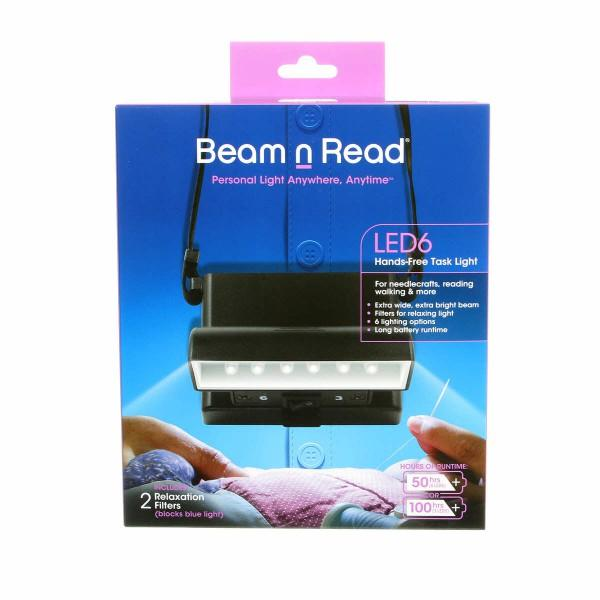 Beam N Read LED 6 Hands Free Task Light