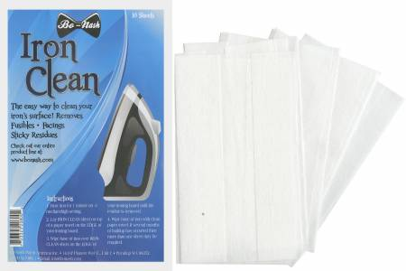 Bo-Nash Iron Cleaner Cloths