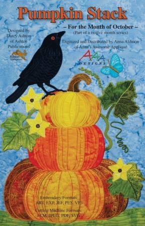 Pumpkin Stack - Oct