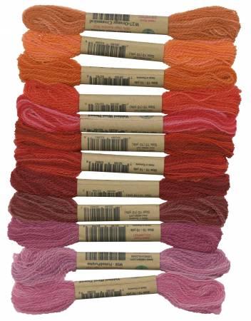 Valdani Wool Thread Collection - Bountiful Orchard