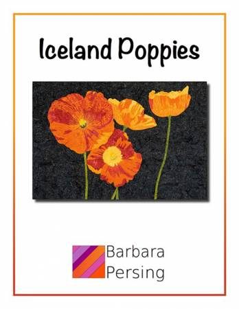 Iceland Poppies Pattern