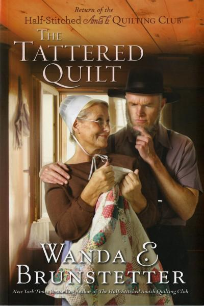 Tattered Quilt - Softcover