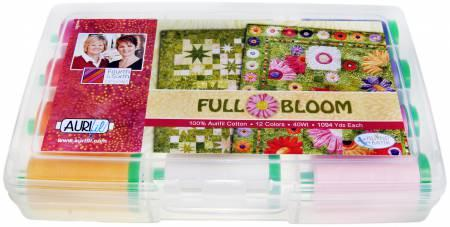 Barbara Persing & Mary Hoover Full Bloom Collection 12 Large Spools 40wt