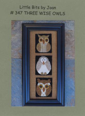 Little Bits - Three Wise Owls