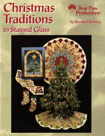 Christmas Traditions in Stained Glass