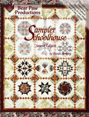 Sampler Schoolhouse 2nd Edition