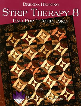 Strip Therapy 8 - Bali Pop Compulsion - Softcover