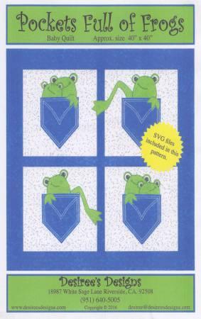 Pockets Full of Frogs