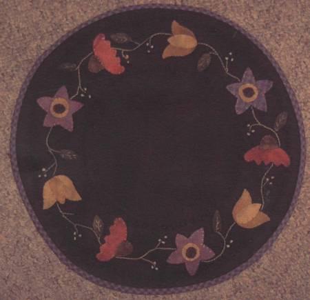 Flower Table Mat