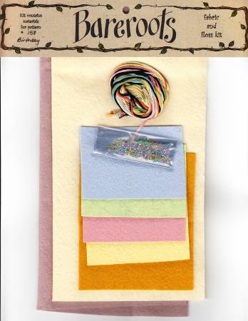 :Kit Candle Mat Birthday 158