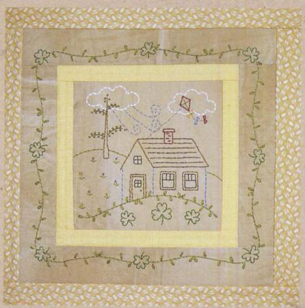 Little Stitchies Block Of The Month - March