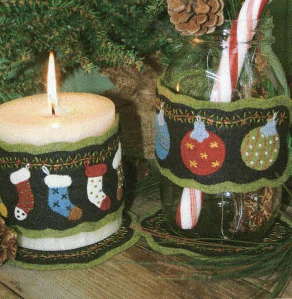 Christmas Wraps & Mats Kit