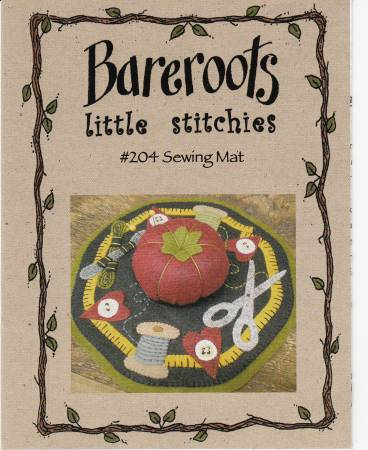 Bareroots - Sewing Mat