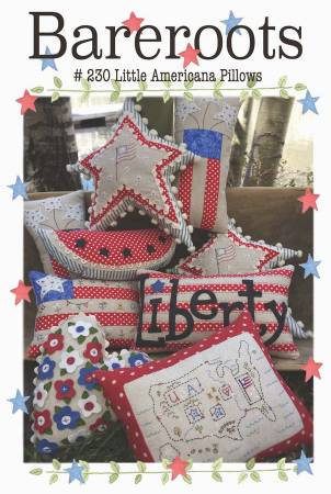 Little Americana Pillows