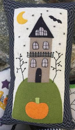 Haunted House Little Pillow Kit