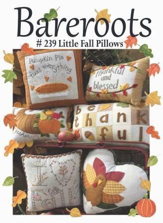 Little Fall Pillows Pattern