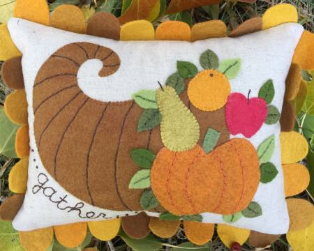 Cornucopia  Little Pillow Kit