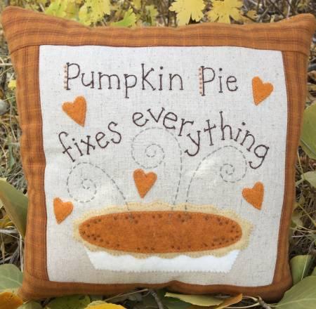 Pumpkin Pie Little Pillow Kit